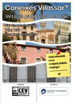 Cartell visita guiada Vilassar