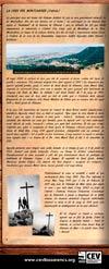 Plafo 3.  La Creu del Montcabrer (Cabrils)