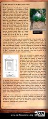 Plafo 5. El Sant Crist del Pla del Molí (Vilassar de Dalt)